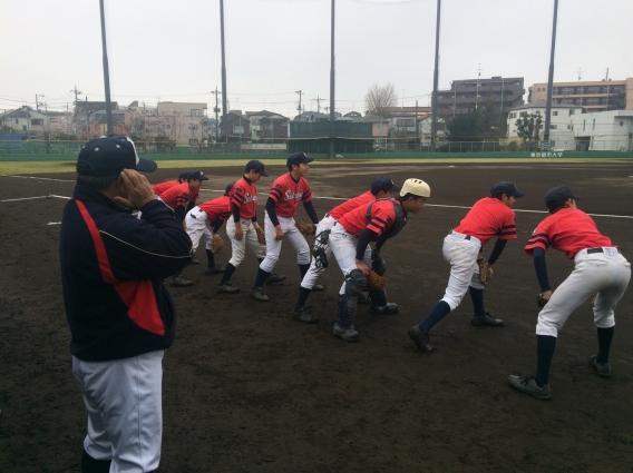 ソフトバンク福田秀平選手からの赤ユニフォームで試合!